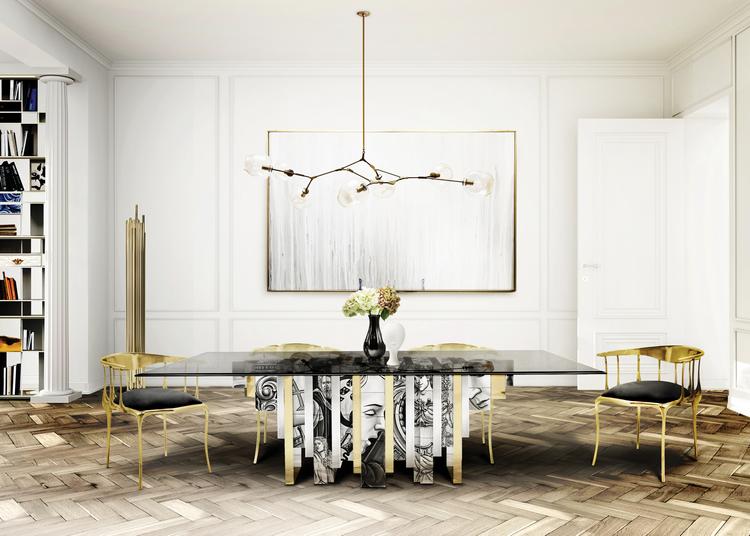 Las 60 Sillas Más Modernas y Elegantes Para su Casa - Ebook BL Dining Room 2