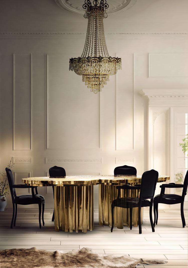 Las 60 Sillas Más Modernas y Elegantes Para su Casa - Ebook BL Dining Room 3