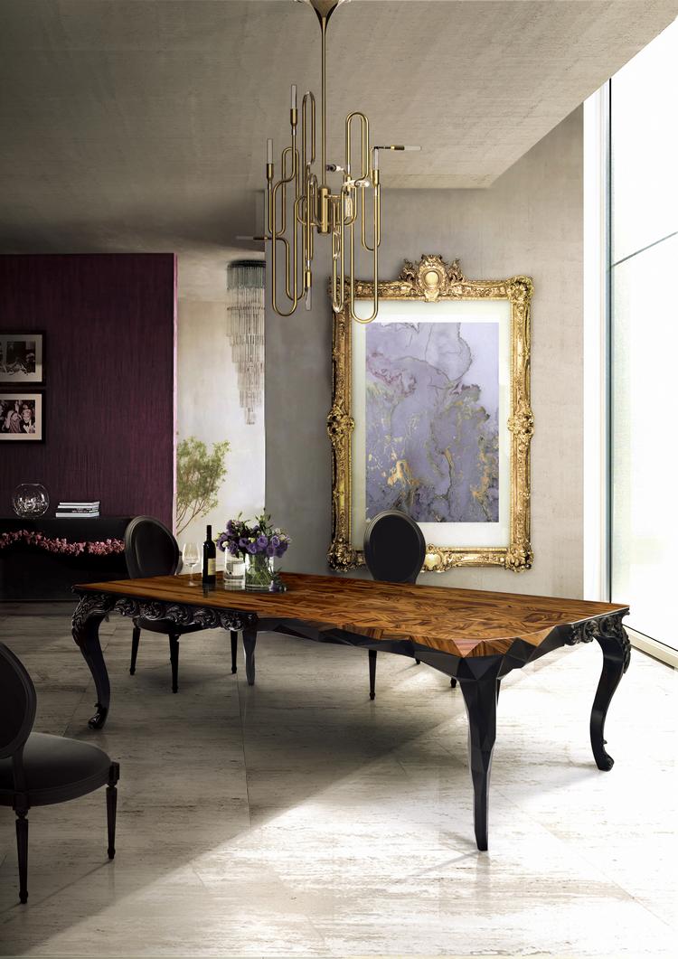 Las 60 Sillas Más Modernas y Elegantes Para su Casa - Ebook BL Dining Room 6