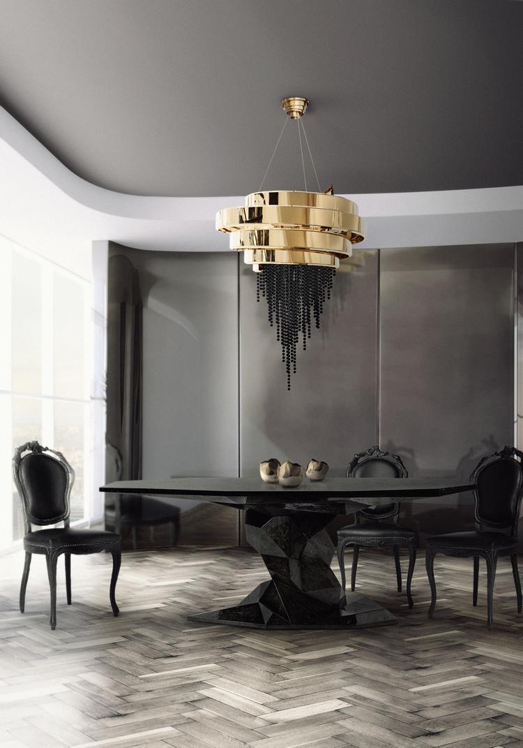 Las 60 Sillas Más Modernas y Elegantes Para su Casa - Ebook BL Dining Room mar17 2