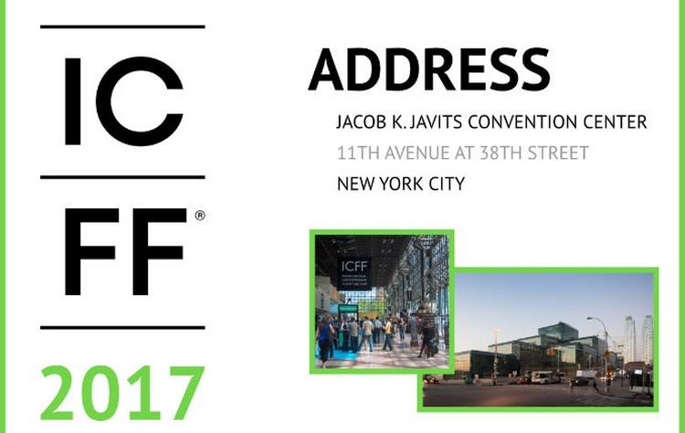 ICFF 2017  Feria Internacional del Mueble Contemporáneo – ICFF 2017 BRABBU Guide ICFF 2017 featured 1