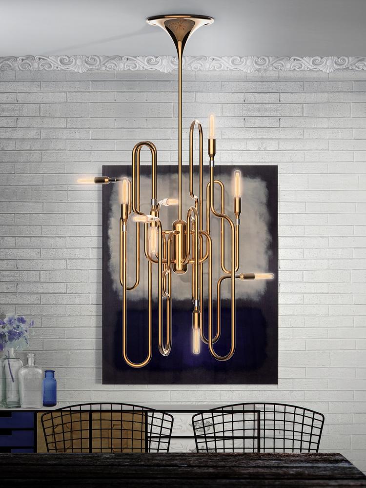 Las 60 Sillas Más Modernas y Elegantes Para su Casa - Ebook DL Dining Room 2