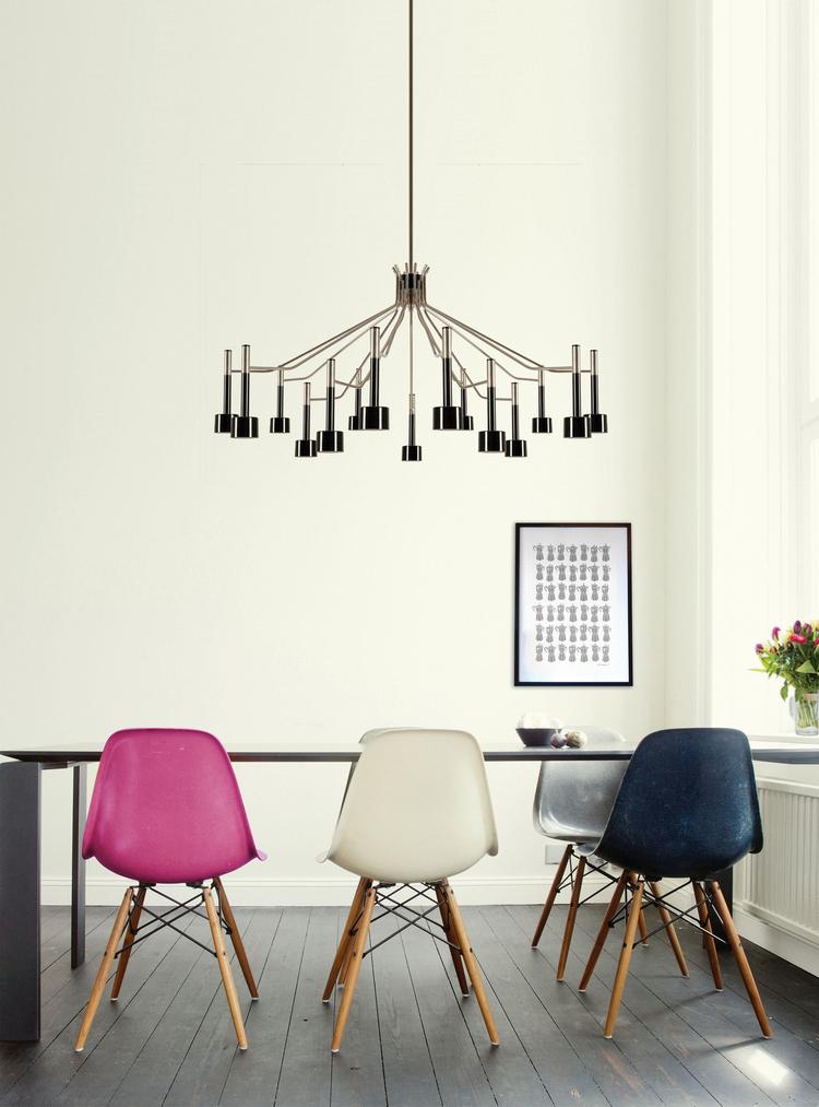 Las 60 Sillas Más Modernas y Elegantes Para su Casa - Ebook DL Dining Room 4