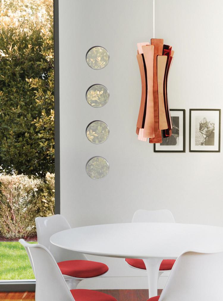 Las 60 Sillas Más Modernas y Elegantes Para su Casa - Ebook DL Dining Room 6