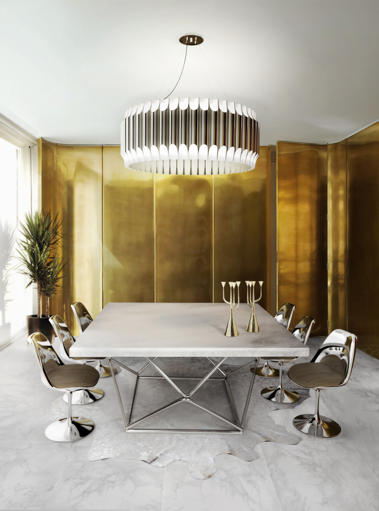 Las 60 Sillas Más Modernas y Elegantes Para su Casa - Ebook DL Dining Room 7