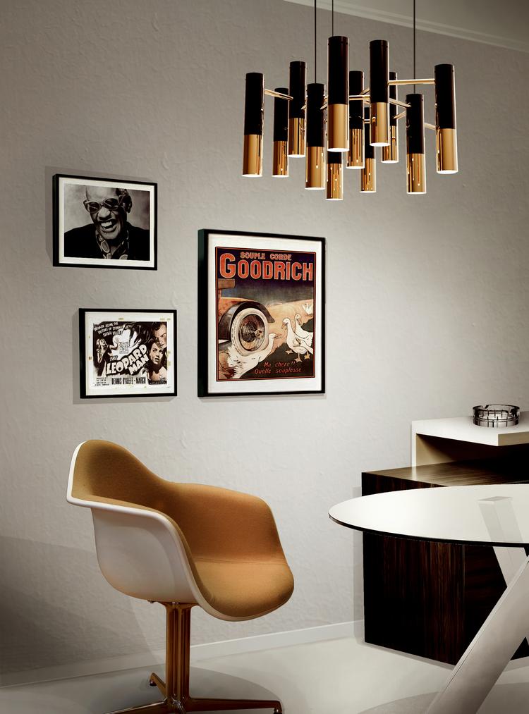 Las 60 Sillas Más Modernas y Elegantes Para su Casa - Ebook DL Dining Room 9