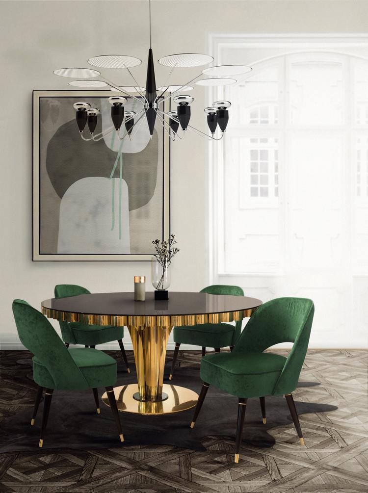 Las 60 Sillas Más Modernas y Elegantes Para su Casa - Ebook DL Dining Room mar17 1
