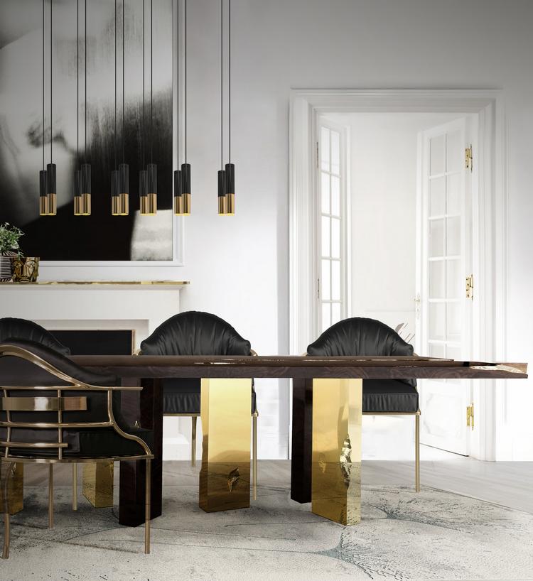 Las 60 Sillas Más Modernas y Elegantes Para su Casa - Ebook DL Dining Room mar17 3