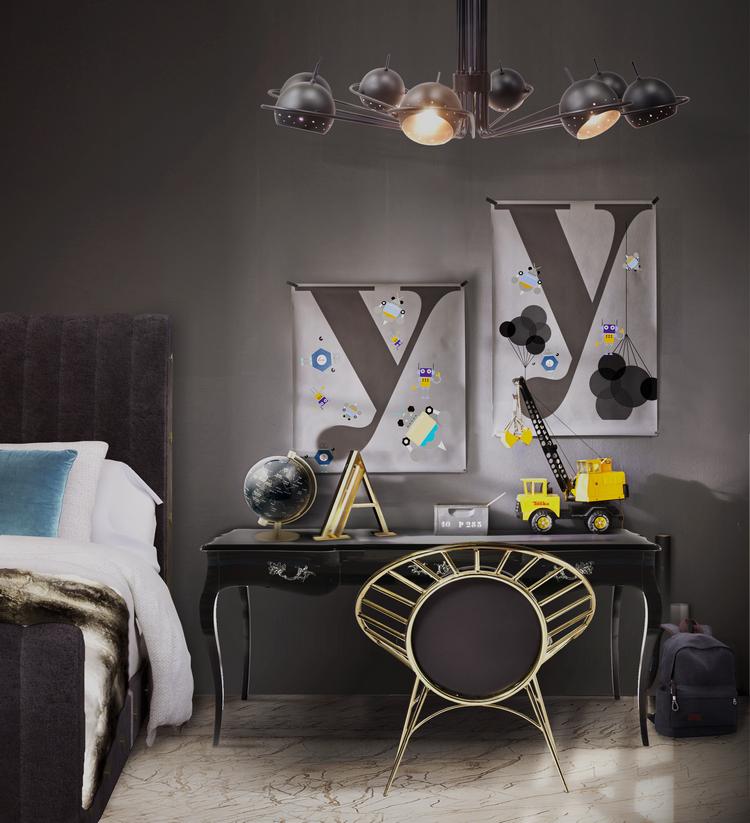 Las 60 Sillas Más Modernas y Elegantes Para su Casa - Ebook EH Bed Room mar17 1