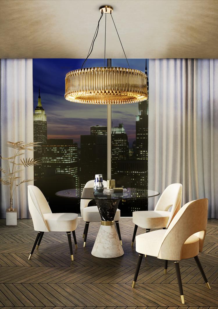 Las 60 Sillas Más Modernas y Elegantes Para su Casa - Ebook EH Dining Room 1