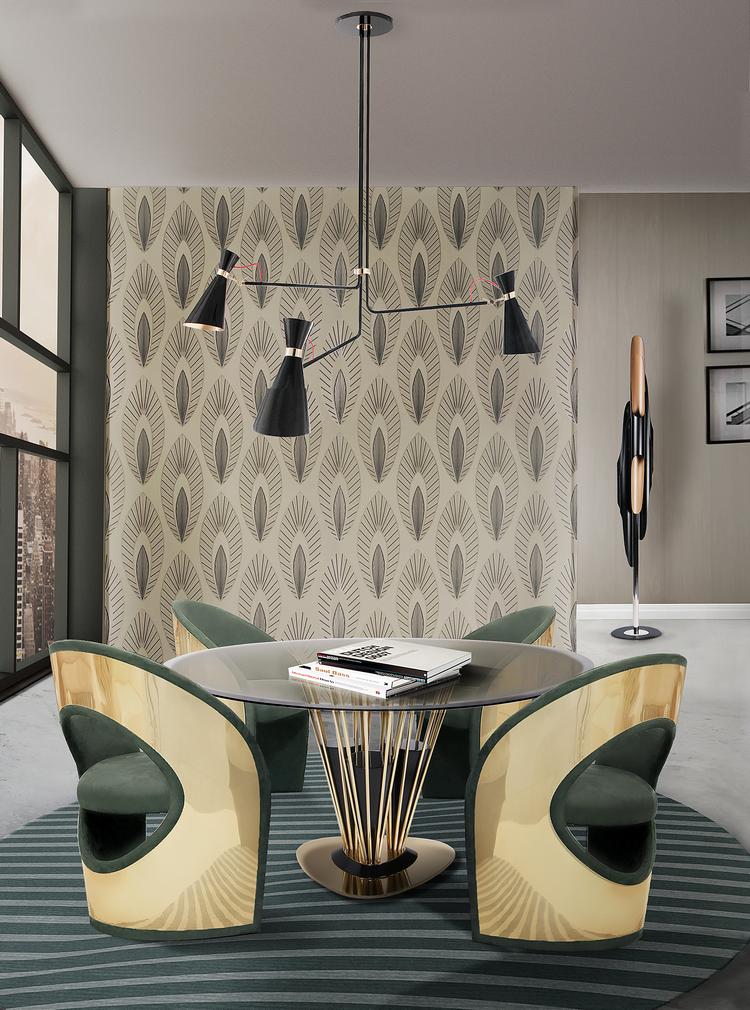 Las 60 Sillas Más Modernas y Elegantes Para su Casa - Ebook EH Dining Room mar17 2