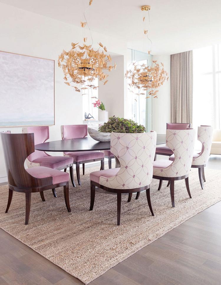 60 Sillas Más Modernas y Elegantes  Las 60 Sillas Más Modernas y Elegantes Para su Casa - Ebook KK Dining Room 4