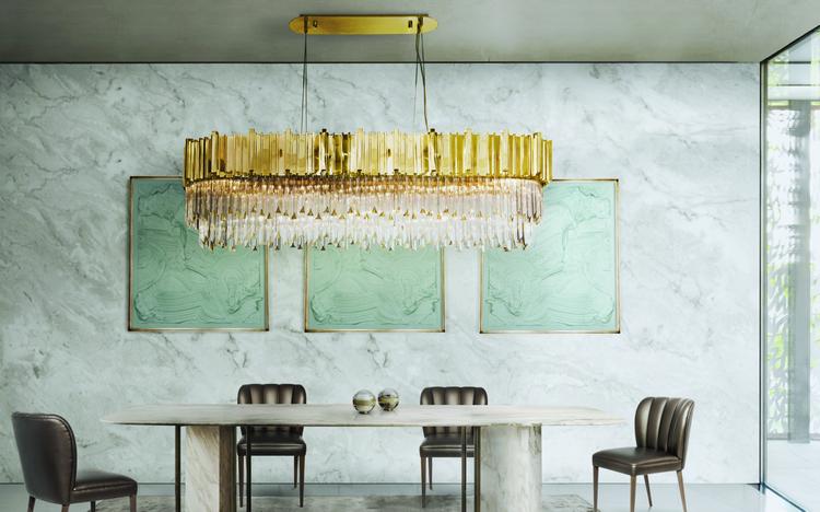 Las 60 Sillas Más Modernas y Elegantes Para su Casa - Ebook LX Dining Room 1