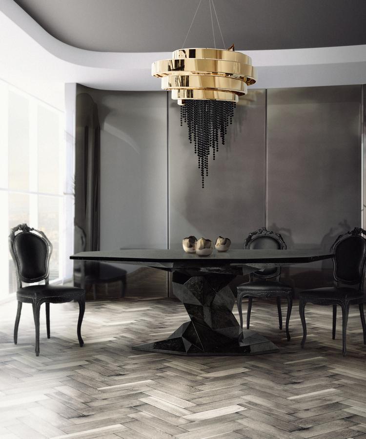 60 Sillas Más Modernas y Elegantes  Las 60 Sillas Más Modernas y Elegantes Para su Casa - Ebook LX Dining Room mar17 1