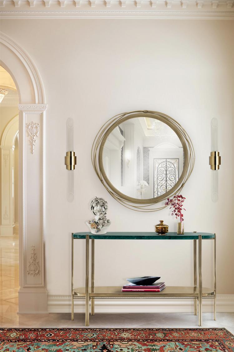 Descubra las ltimas tendencias en decoraci n de recibidores decorar una casa - Ultimas tendencias en decoracion de unas ...