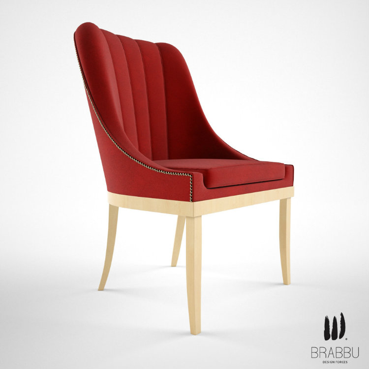 sillas modernas y elegantes 1