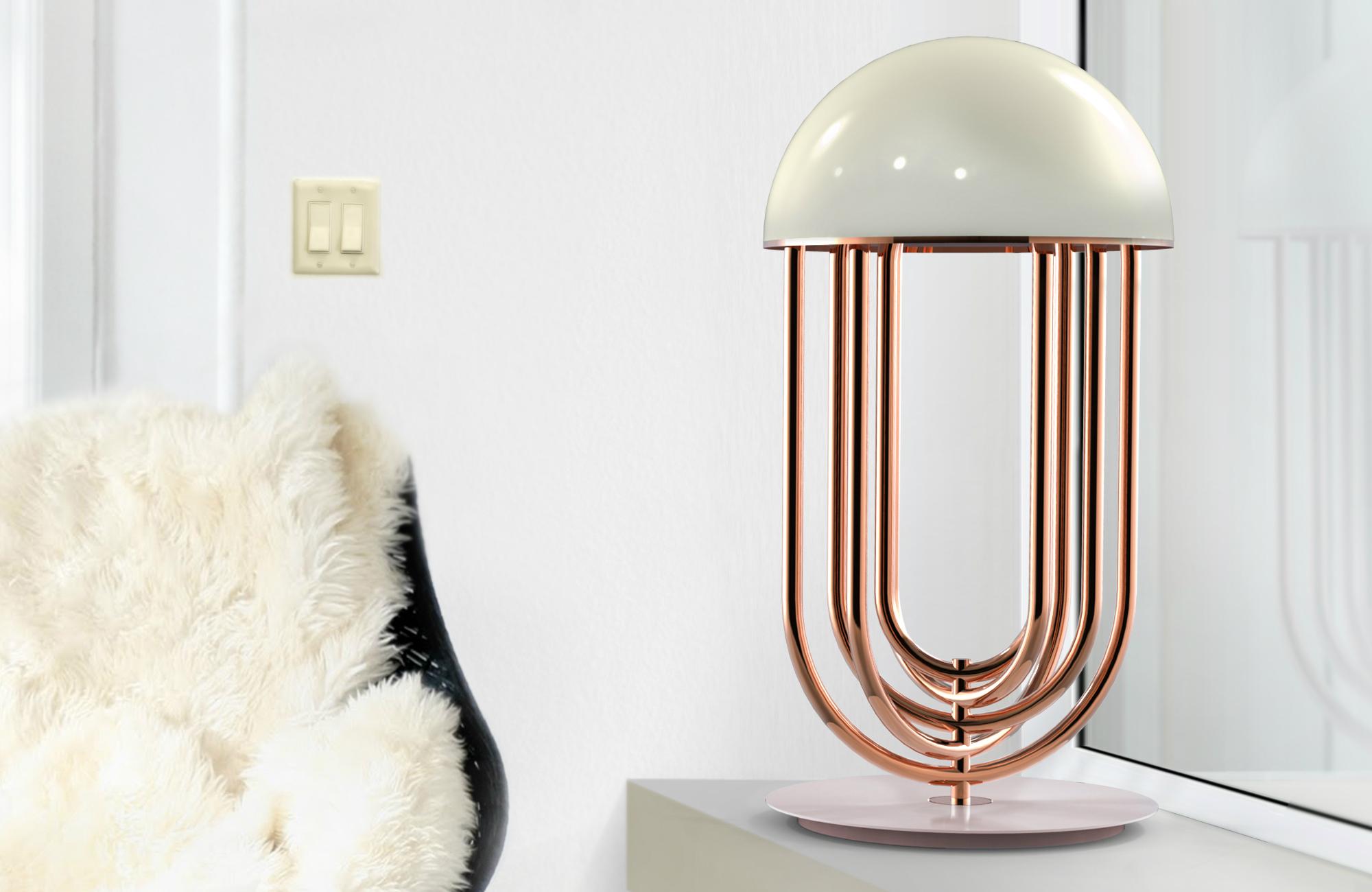 estilo mediados de siglo Vamos a Bailar Con esta Lámpara de Pie de Estilo Mediados de Siglo turner table ambience 05 HR