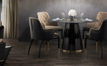 dicas de decoración Dicas De Decoración: Las Mejores Mesas De Comedor Contemporáneas darian dining table cover 02 357x220