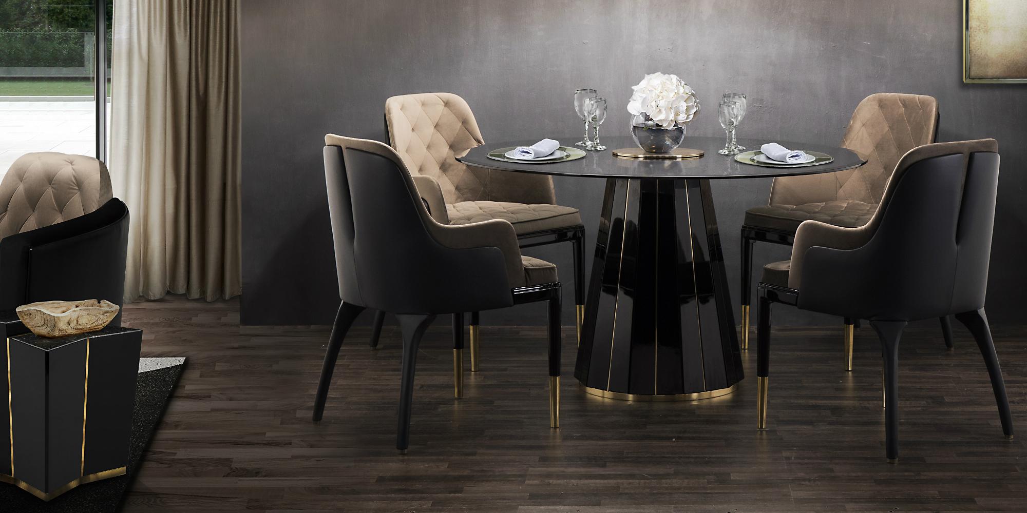 dicas de decoración Dicas De Decoración: Las Mejores Mesas De Comedor Contemporáneas darian dining table cover 02
