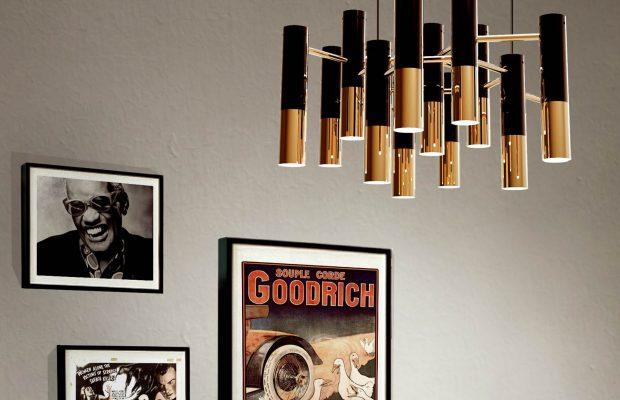 estilo mediados de siglo Candelabros de Estilo Mediados de Siglo Esenciales para tu Hogar zoom ike suspension light 2 2 1 620x400