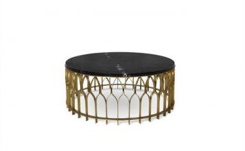 Las impresionantes mesas para tu proyecto de Salón Tendencia para 2018 La Mesa de Consola que es una Tendencia para 2018: Koi mecca center table 1 HR 1 357x220