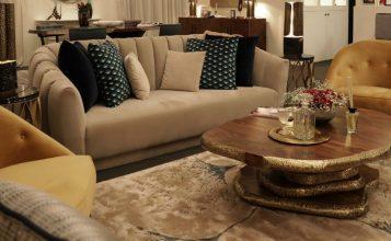 La mesita qué es una tendencia de decoracíon: Latza mesa de centro