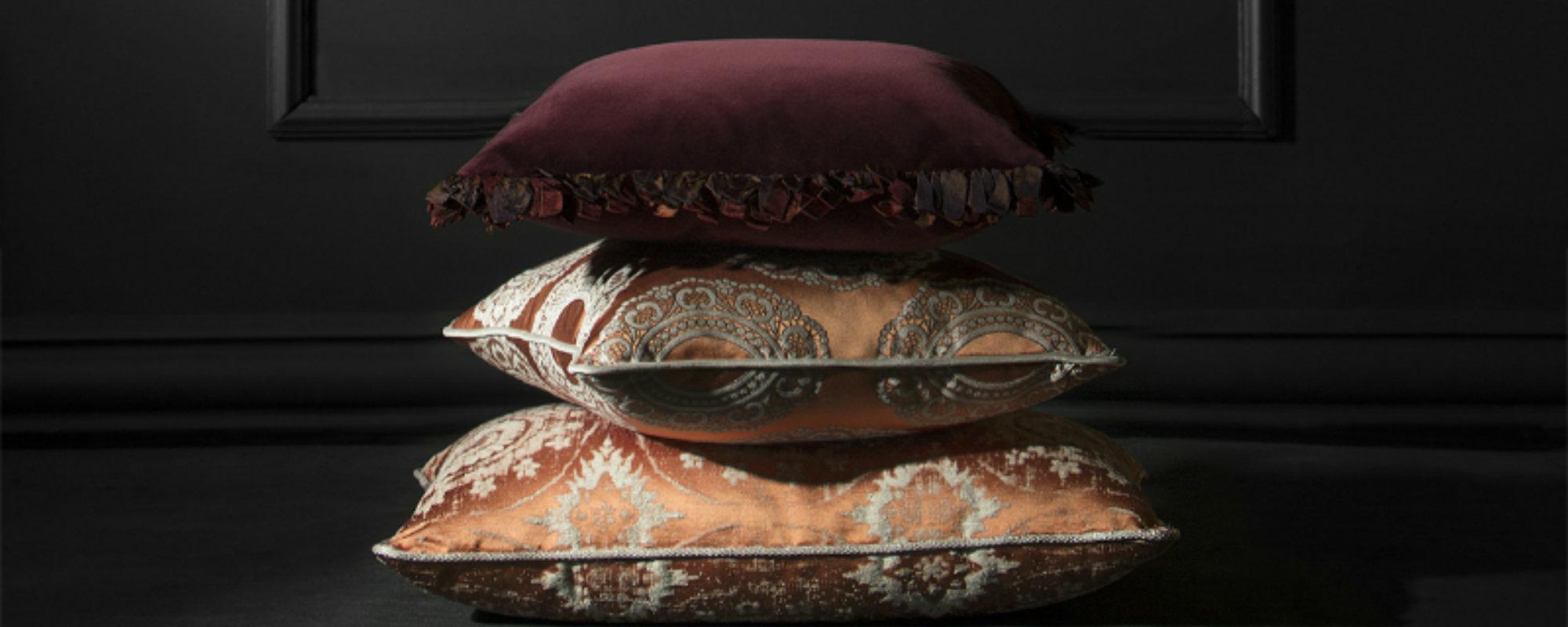 La ultima tendencia de almohadas: nueva colección da Brabbu