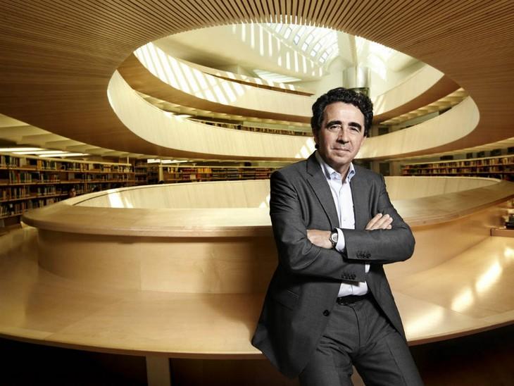 Santiago Calatrava: Un arquitecto fenomenal Santiago Calatrava Santiago Calatrava: Un arquitecto fenomenal coveted Top Architects Santiago Calatrava