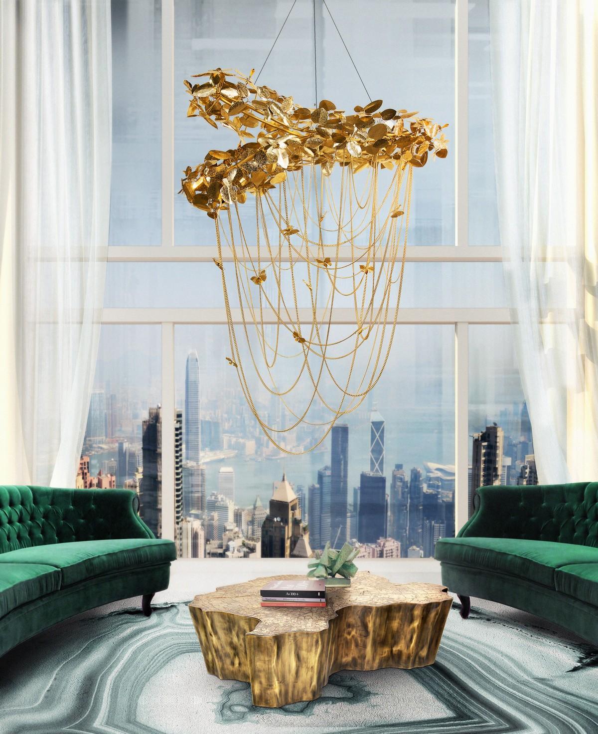 Tendencias para decorar: 5 ideas para cambiares tú sala de estar