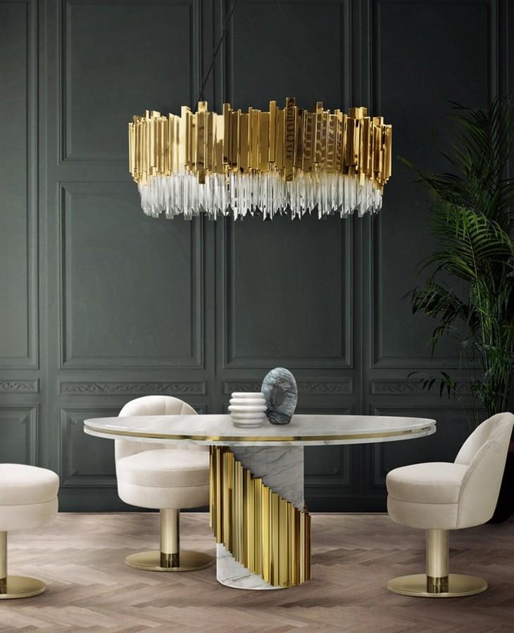Luxxu: las tendencias 2018 de un hermoso diseño de interior de lujo tendencias 2018 Luxxu: las tendencias 2018 de un hermoso diseño de interior de lujo 1 8