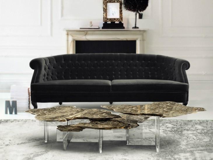 Tendencias para decorar: Una mesa de centro de lujo Tendencias para decorar Tendencias para decorar: Una mesa de centro de lujo 2 6 1