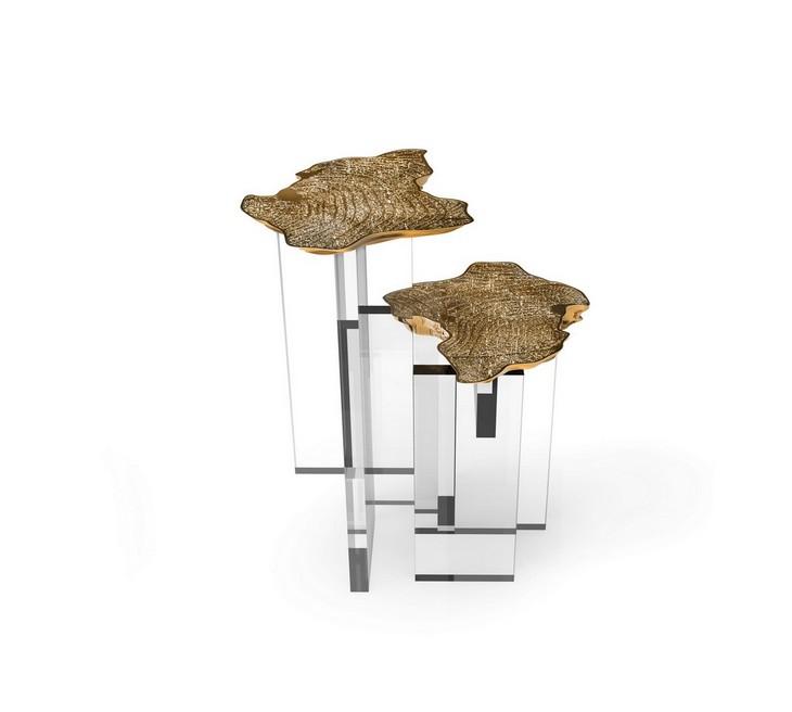 Tendencias para decorar: Una mesa de centro de lujo Tendencias para decorar Tendencias para decorar: Una mesa de centro de lujo 3 6 1