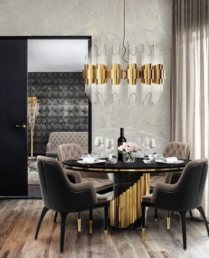 Luxxu: las tendencias 2018 de un hermoso diseño de interior de lujo tendencias 2018 Luxxu: las tendencias 2018 de un hermoso diseño de interior de lujo 5 7