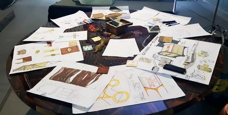 Diseño y Artesania: Lo evento de Lujo que ha cambiado lo pensamiento evento de Lujo Diseño y Artesania: Lo evento de Lujo que ha cambiado lo pensamiento 7