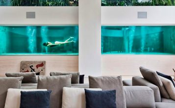 Tendencias para decorar: Apartamento de Lujo en São Paulo Casa de lujo Casa de lujo: Proyecto de Tiger Woods en California Featured 11 357x220