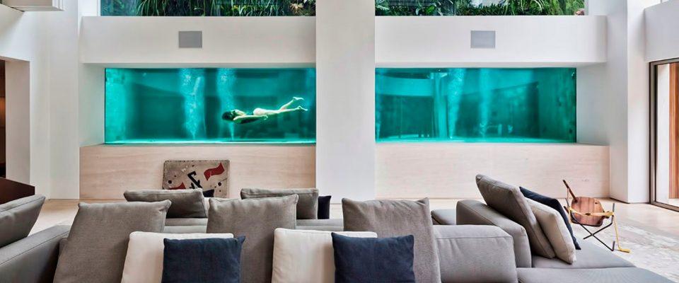 Tendencias para decorar: Apartamento de Lujo en São Paulo