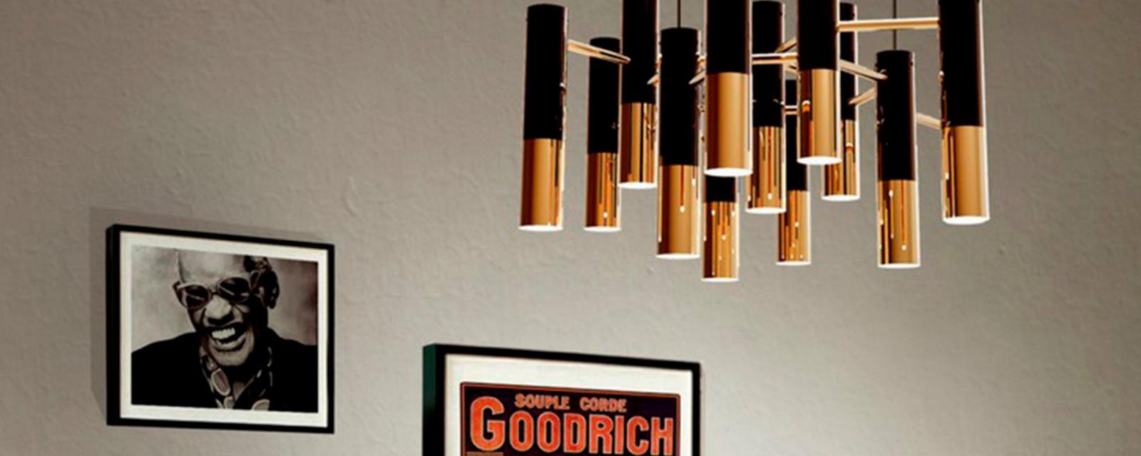 Ideas para Decorar: ¡Una Lámpara de Suspensíon de Lujo!
