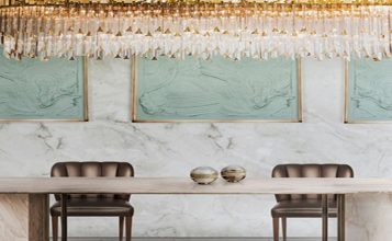 Luxxu: las tendencias 2018 de un hermoso diseño de interior de lujo
