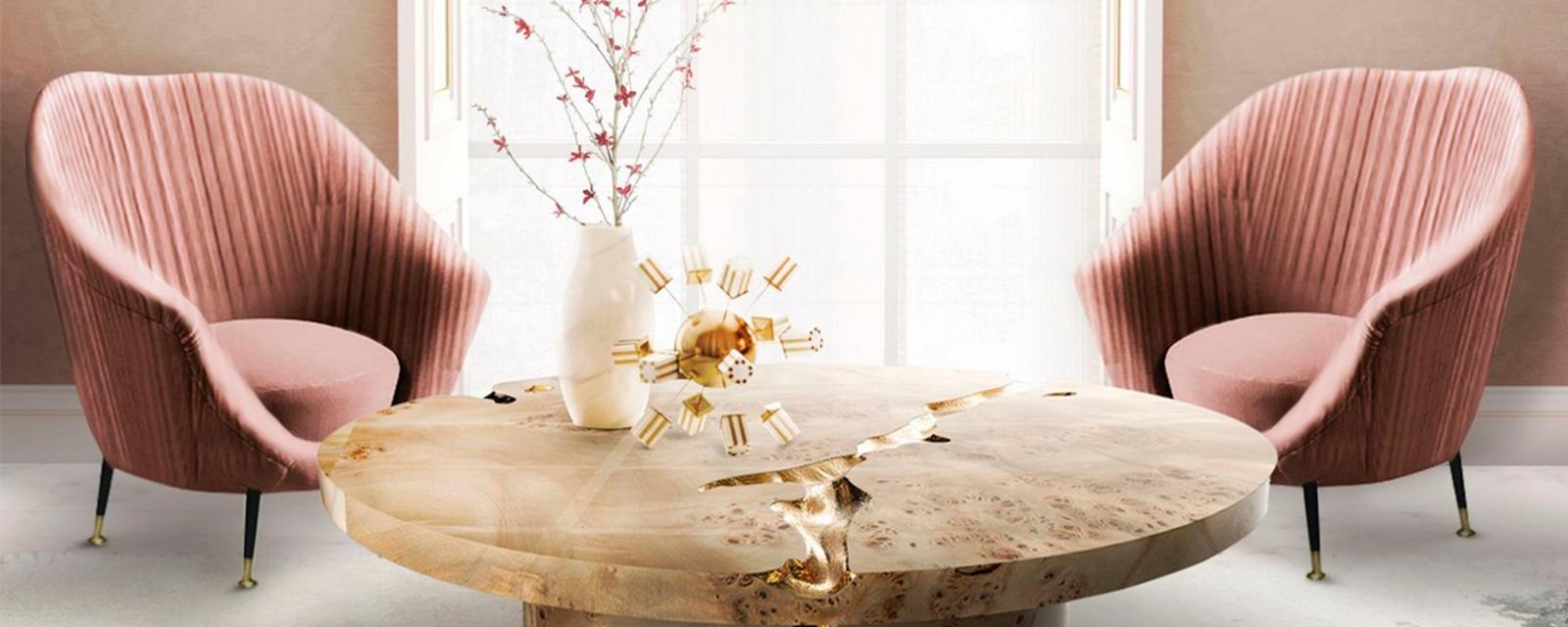 Tendencias para decorar: ideas de mesas de centro de lujo Tendencias para decorar Tendencias para decorar: ideas de mesas de centro de lujo Featured 6