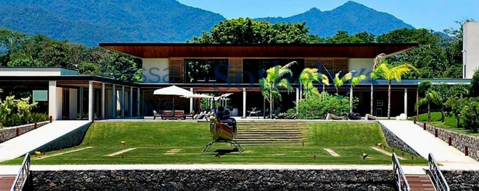Ideas para decorar: la lujosa casa de Neymar Ideas para decorar Ideas para decorar: la lujosa casa de Neymar Featured 7