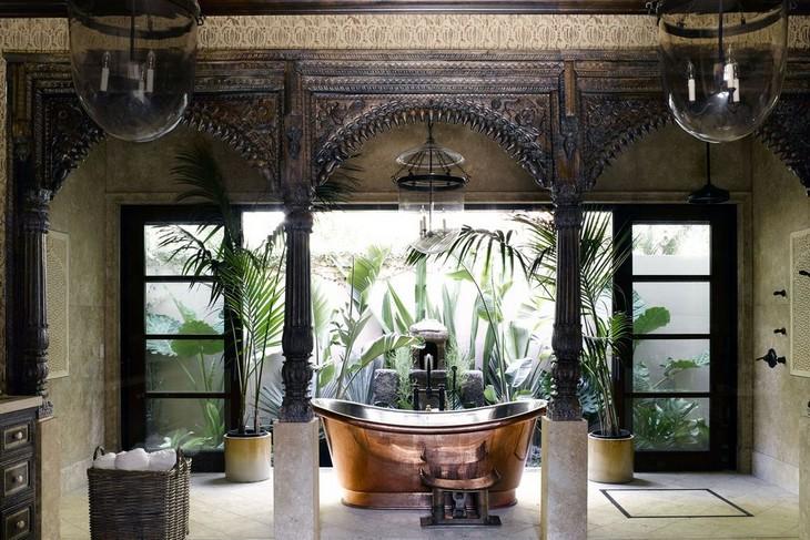 Tendencias para Decorar: Ideas de lujo para cuarto de baño tendencias para decorar Tendencias para Decorar: Ideas de lujo para cuarto de baño Luxury Outdoor Showers To Update Your Backyard 04