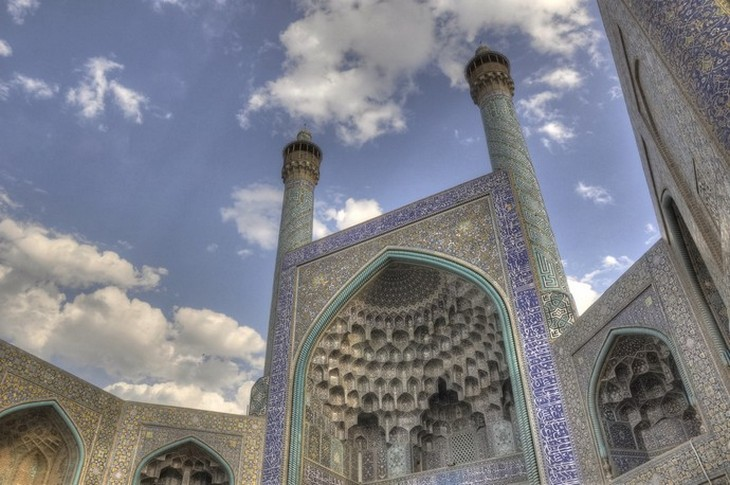 Tendencias para Inspirar: Sitios hermosos con arquitectónicas unicas tendencias para inspirar Tendencias para Inspirar: Sitios hermosos con arquitectónicas unicas Shah mosque isfahan