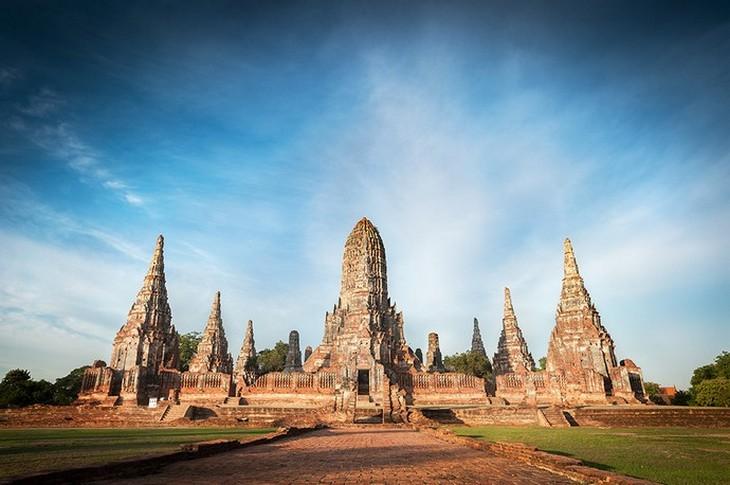 Tendencias para Inspirar: Sitios hermosos con arquitectónicas unicas tendencias para inspirar Tendencias para Inspirar: Sitios hermosos con arquitectónicas unicas Wat Chaiwatthanaram ayutthaya
