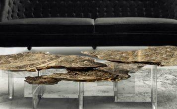 Tendencias para decorar: Una mesa de centro de lujo