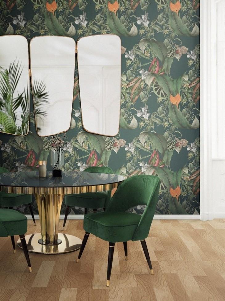 tendencias de verano Tendencias de Verano: las nuevas colores para tú casa tropical theme