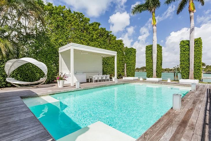 "La casa de lujo de Shakira en ""Miami Beach"" casa de lujo La casa de lujo de Shakira en «Miami Beach» Celebrity Homes Shakiras Home in Miami Beach 07"