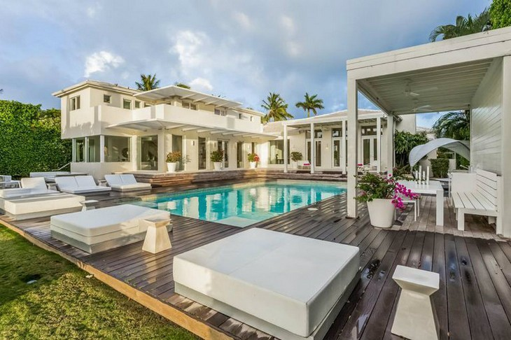 "La casa de lujo de Shakira en ""Miami Beach"" casa de lujo La casa de lujo de Shakira en «Miami Beach» Celebrity Homes Shakiras Home in Miami Beach 08"