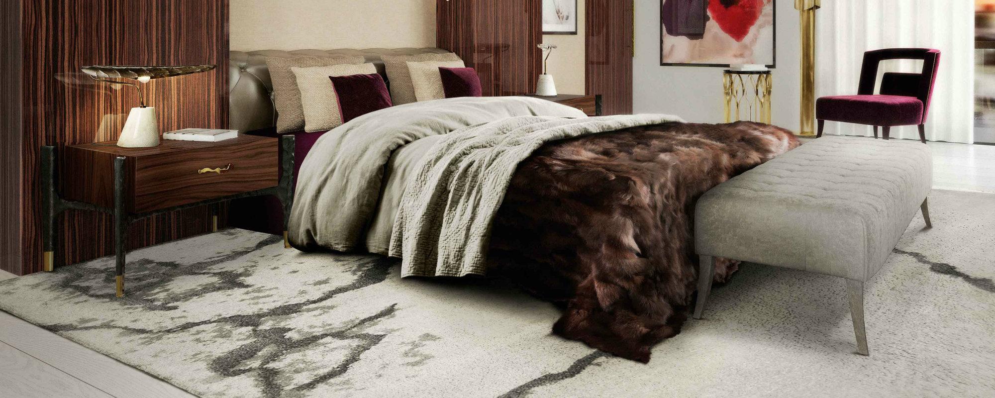Tendencias 2019: Ideas de lujo para decorar tú dormitorio