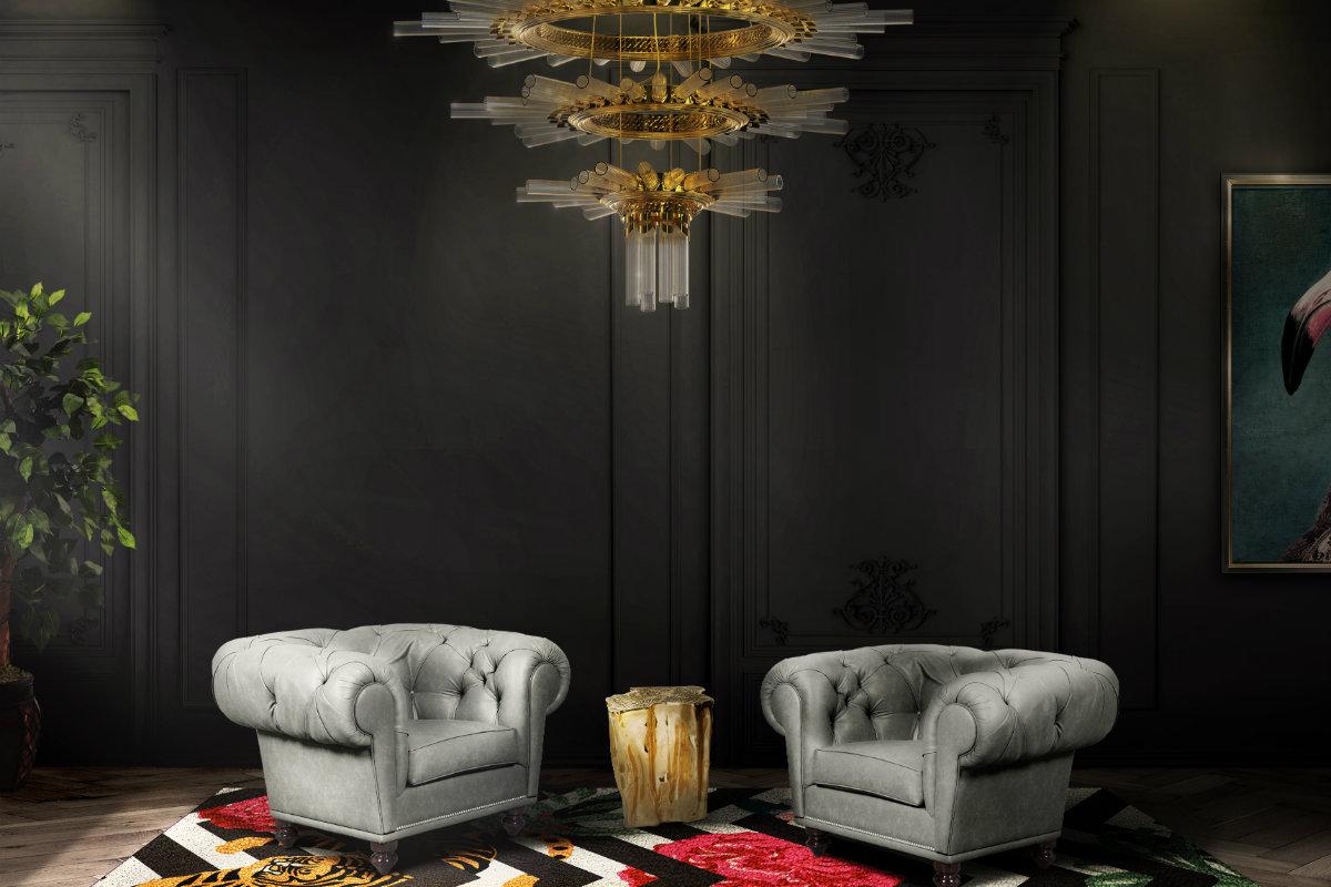 """Tendencias para decorar: cinco ideias """"negras"""" de lujo Tendencias para decorar Tendencias para decorar: cinco ideas """"negras"""" de lujo Featured 13"""