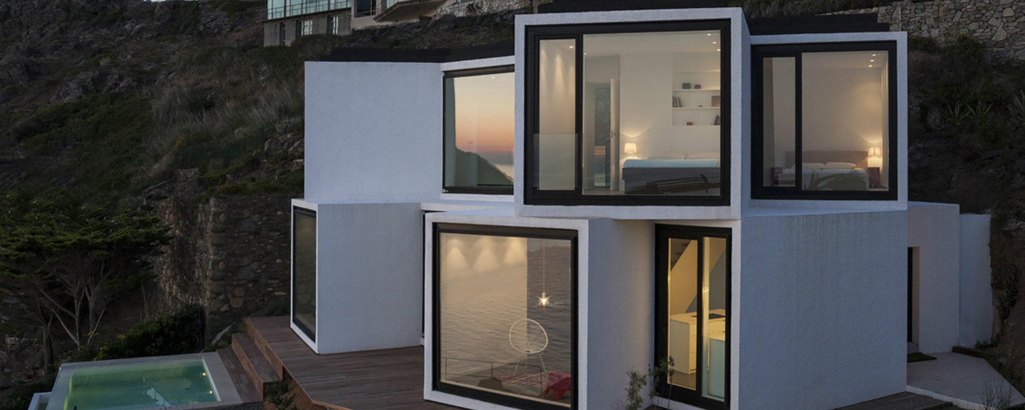 arquitectura de lujo Arquitectura de Lujo: Cadaval & Solà-Morales una casa de Hermosa Featured 2